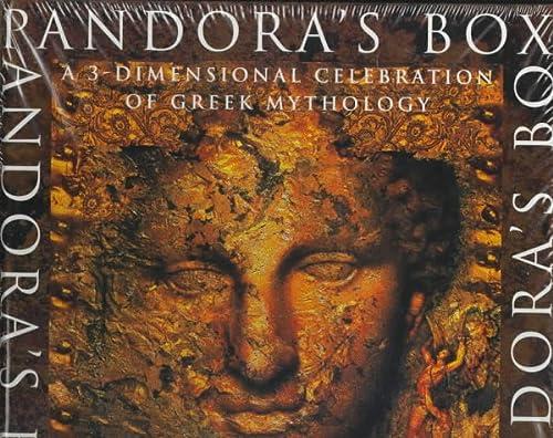 9780821222041: Pandora's Box: A Three-Dimensional Celebration of the Mythology of Ancient Greece
