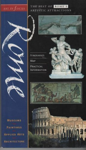 Rome (Art in Focus Series): Carr-Gomm, Sarah