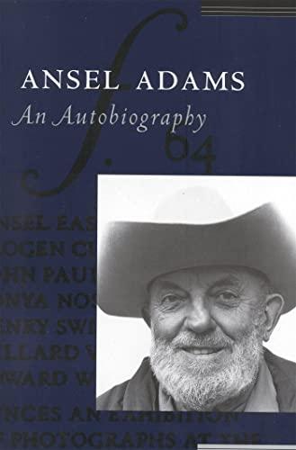 9780821222416: Ansel Adams: An Autobiography