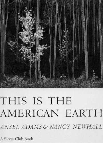9780821222744: This is the American Earth