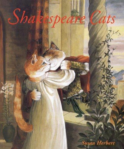 Shakespeare Cats: Susan Herbert