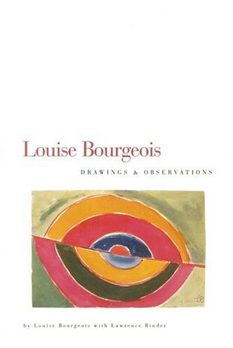 9780821222997: Louise Bourgeois: Drawings and Observations