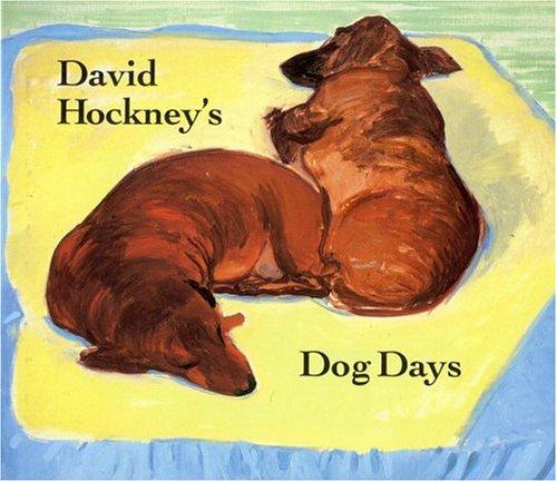 9780821223314: David Hockney's Dog Days