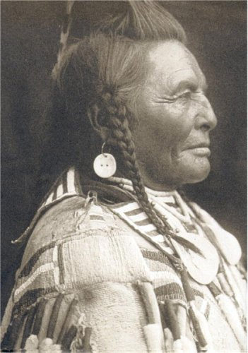 Native Nations: Chiefs and Warriors: Curtis, Edward S.