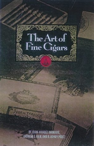 9780821223499: The Art Of Fine Cigars