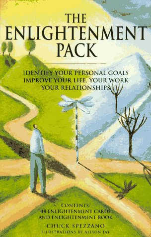 9780821223574: The Enlightenment Pack: Identify Your Personal Goals, Improve Your Life, Your Work, Your Relationships/Includes Book and 48 Cards