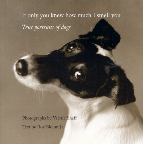 9780821224977: If Only You Knew How Much I Smell You: True Portraits of Dogs