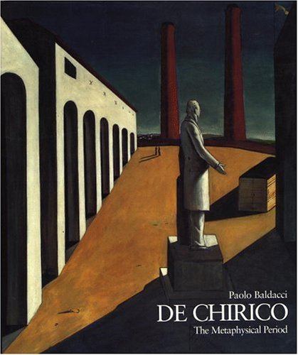 9780821224991: DE CHIRICO: The Metaphysical Period