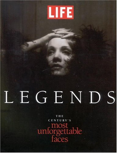 9780821225042: Legends: The Century's Most Unforgettable Faces (Life)