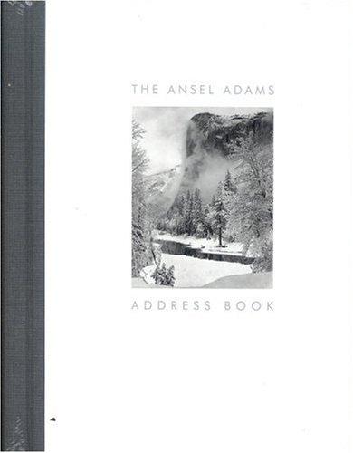 9780821225103: The Ansel Adams Address Book