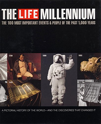 9780821225578: The Life Millennium: The 100 Most Important Events and People of the Past 1000 Years