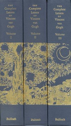 9780821226308: The Complete Letters of Vincent Van Gogh (3 Volume Set)