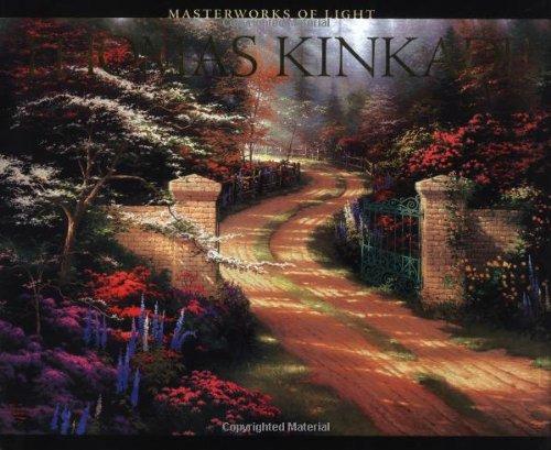 9780821226582: Thomas Kinkade: Masterworks of Light