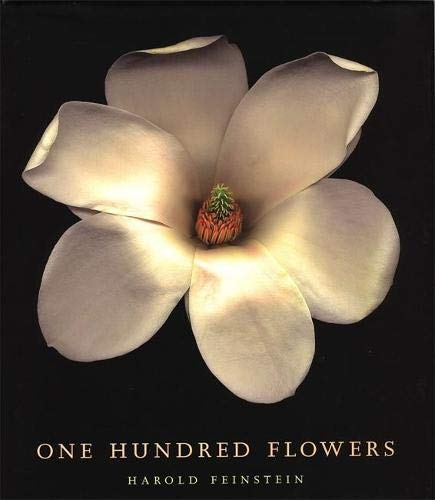 ONE HUNDRED FLOWERS.: Feinstein, Harold.