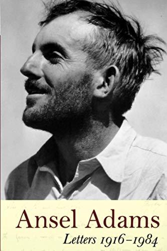 9780821226827: Ansel Adams: Letters, 1916 - 1984