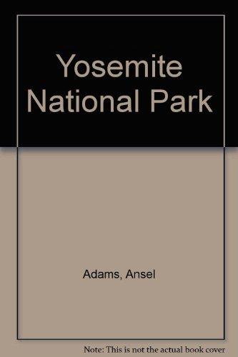 9780821227244: Yosemite National Park