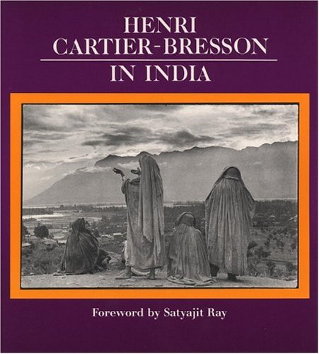 9780821227350: Henri Cartier-Bresson in India