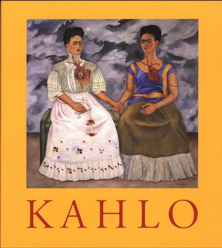 Frida Kahlo by Luis Martin Lozano and: Frida Kahlo