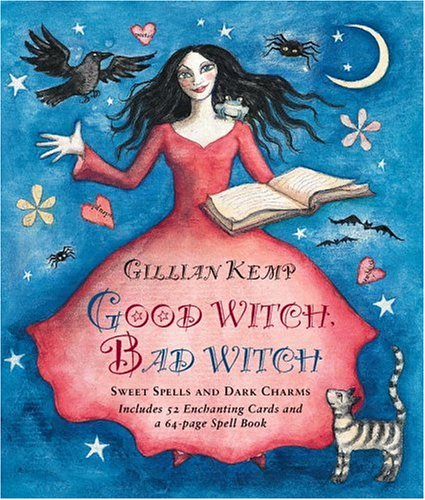 9780821227992: Good Witch, Bad Witch: Sweet Spells and Dark Charms (Book & Cards)