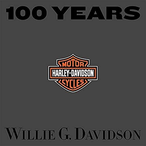 9780821228197: 100 Years Of Harley-Davidson
