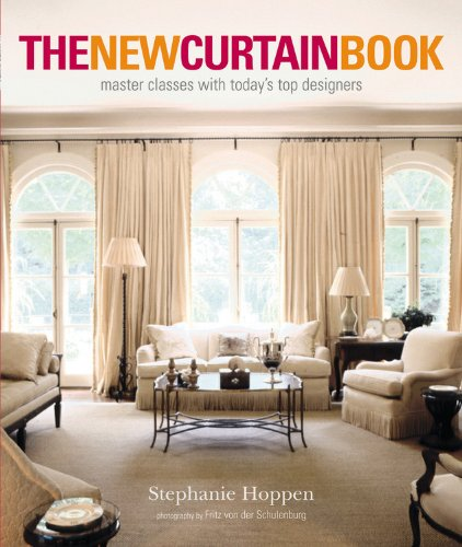9780821228272: The New Curtain Book: Master Classes with Today's Top Designers