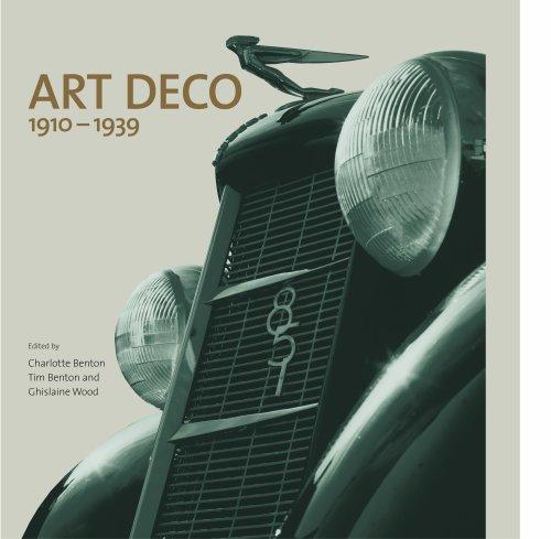 9780821228340: Art Deco: 1910-1939