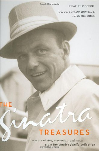 9780821228371: The Sinatra Treasures: Intimate Photos, Mementos, and Music from the Sinatra Family Collection