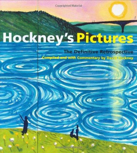 9780821228739: Hockney's Pictures: The Definitive Retrospective