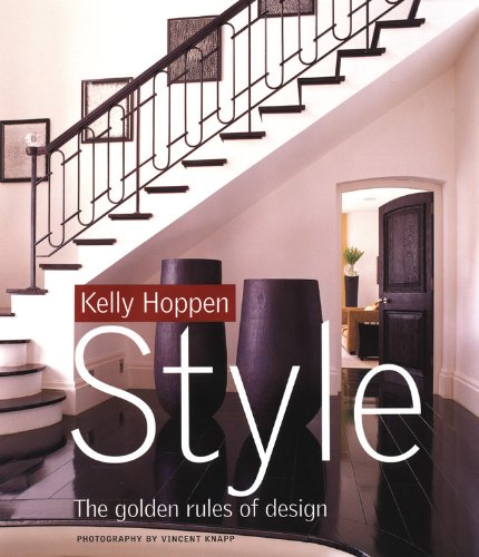 9780821228999: Kelly Hoppen Style: The Golden Rules of Design