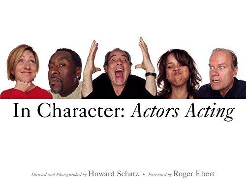 9780821229071: In Character: Actors Acting