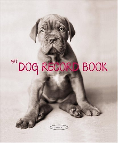 9780821256985: My Dog Record Book