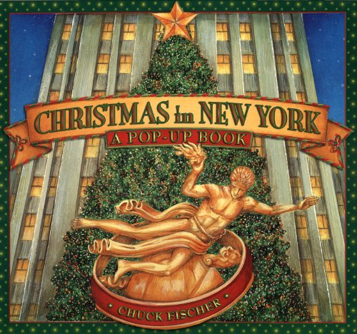 9780821257029: Christmas in New York: A Pop-Up Book
