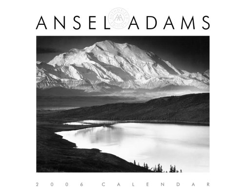 9780821257043: Ansel Adams 2006 Wall Calendar