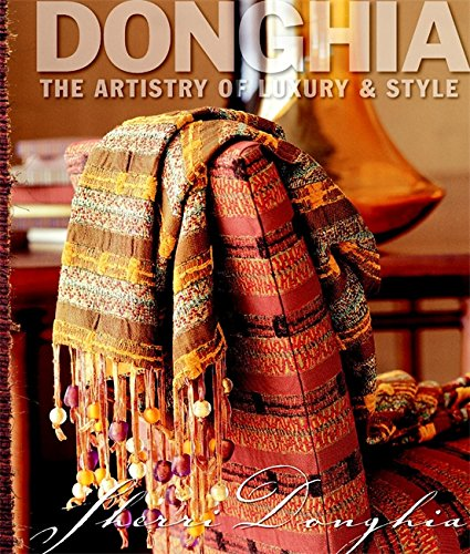 9780821257913: Donghia: The Artistry of Luxury and Style