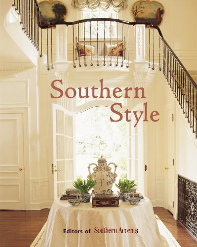 Southern Style: Mayfield, Mark; Southern Accents Magazine