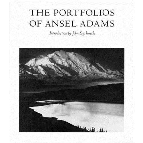 9780821258224: The Portfolios Of Ansel Adams
