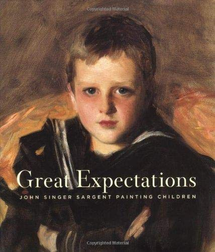 9780821261682: Great Expectations: John Singer Sargent Painting Children