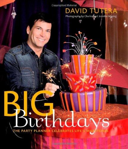 9780821261729: Big Birthdays: The Party Planner Celebrates Life's Milestones