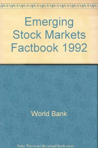 Emerging Stock Markets Factbook: World Bank