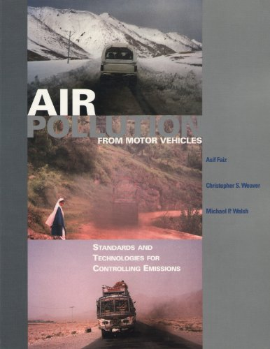 9780821334447: Air Pollution from Motor Vehicles: Standards and Technologies for Controlling Emissions