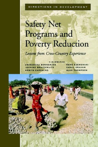 9780821338902: Safety Net Programs and Poverty Reduction: Lessons from Cross-Country Experience (Directions in Development)