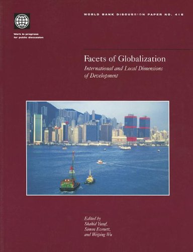 9780821347423: Facets of Globalization: International and Local Dimensions of Development (World Bank Discussion Papers)