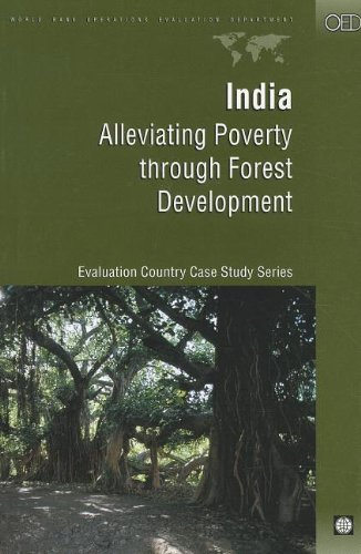 9780821347621: India: Alleviating Poverty through Forest Development (Independent Evaluation Group Studies)