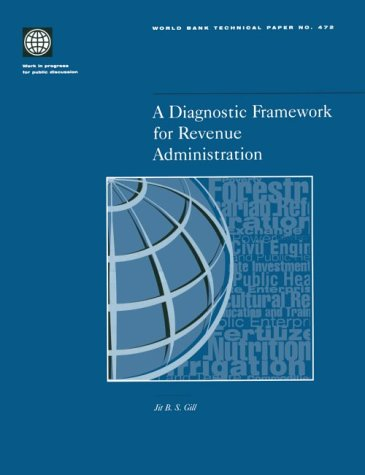 9780821347805: A Diagnostic Framework for Revenue Administration (World Bank Technical Papers)