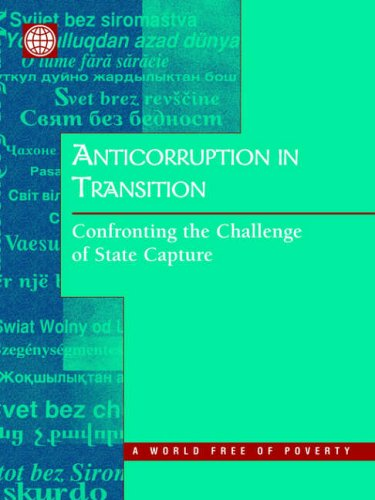 Anticorruption in Transition: A Contribution to the Policy Debate: World Bank