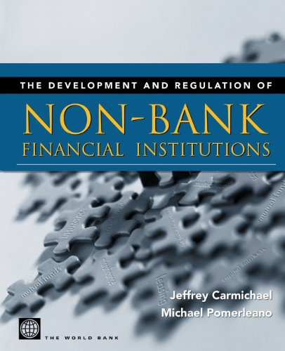 9780821348390: Development and Regulation of Non-Bank Financial Institutions