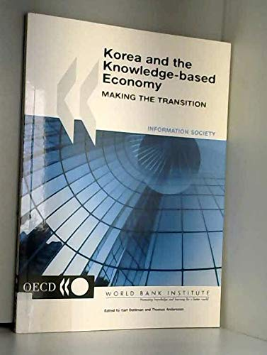 9780821348819: Korea and the Knowledge-based Economy: Making the Transition