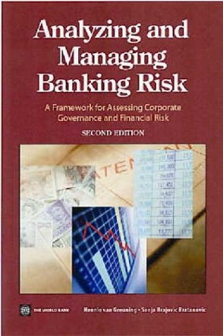 9780821354650: Analyzing and Managing Banking Risk: Framework for Assessing Corporate Governance and Financial Risk