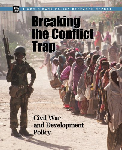 9780821354810: Breaking the Conflict Trap: Civil War and Development Policy (Policy Research Reports)