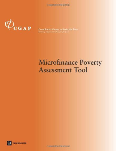 9780821356746: Microfinance Poverty Assessment Tool (Technical Tools)